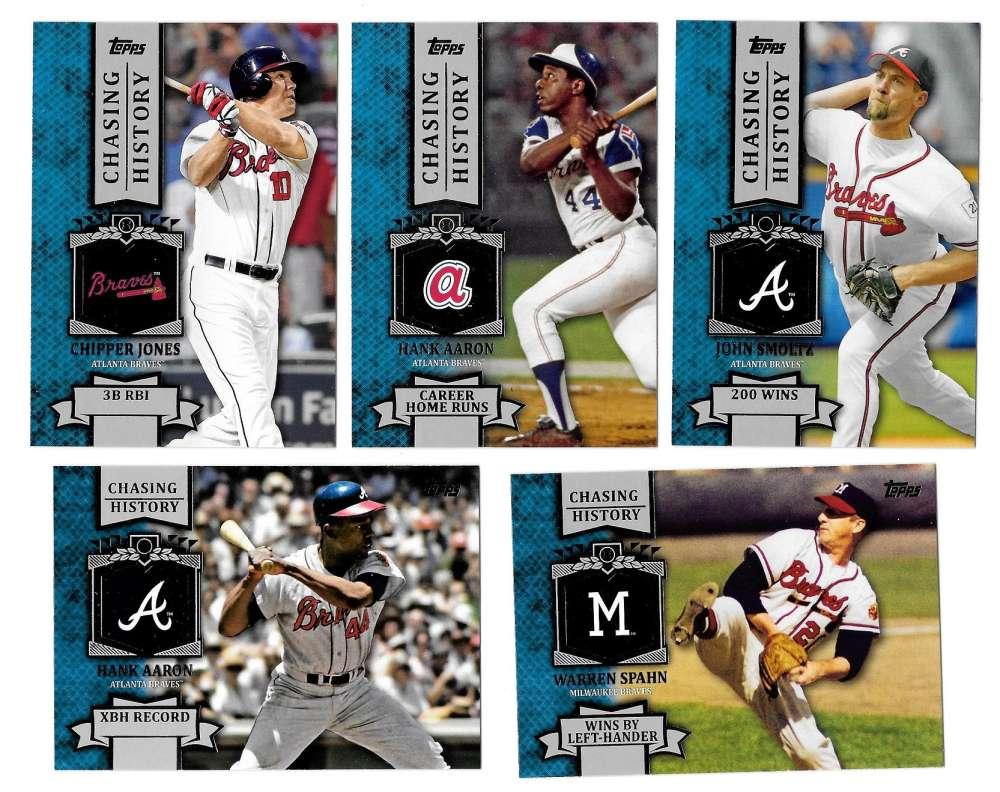Atlanta Braves: Team Records