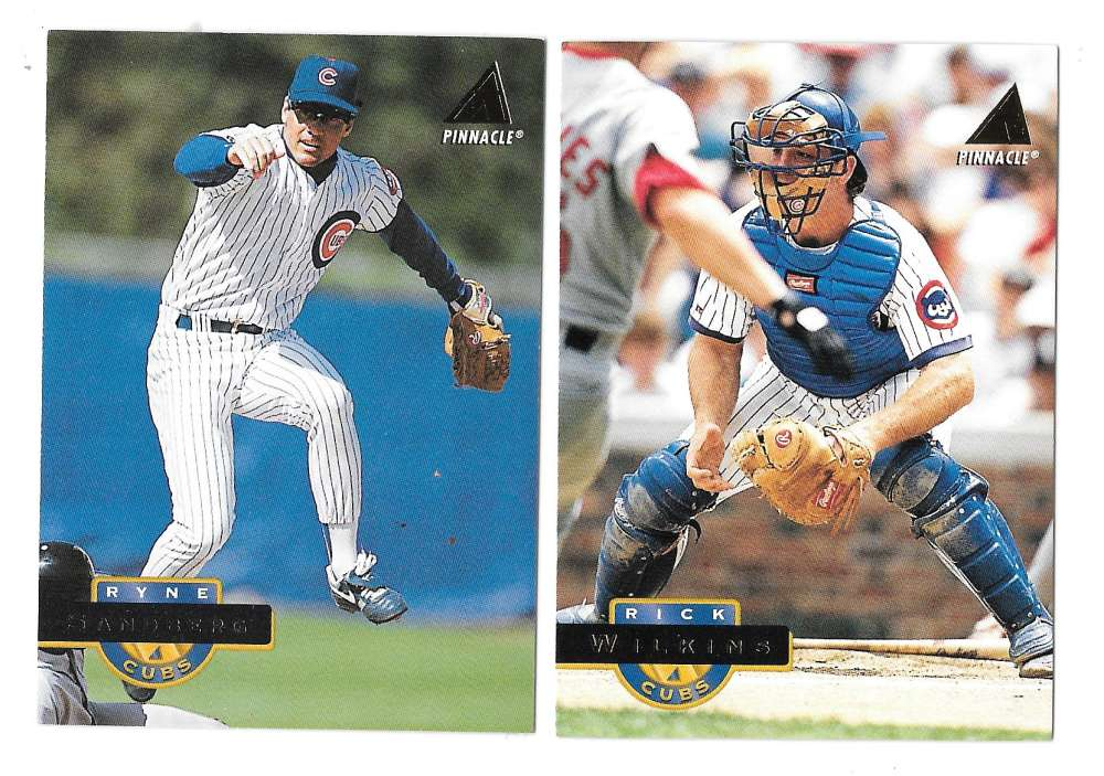 1994 Pinnacle - CHICAGO CUBS Team Set