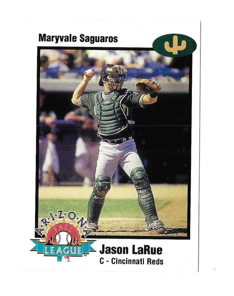 1998 Arizona Fall League Prospects - CINCINNATI REDS