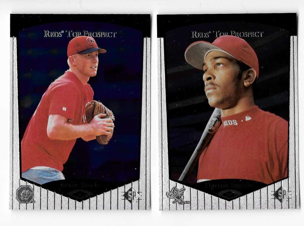 1998 SP Top Prospects (Minors) - CINCINNATI REDS Team Set