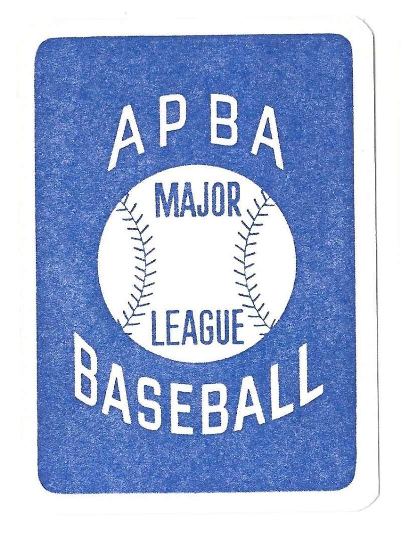 1924 APBA Season - CINCINNATI REDS Team Set (Released I982)