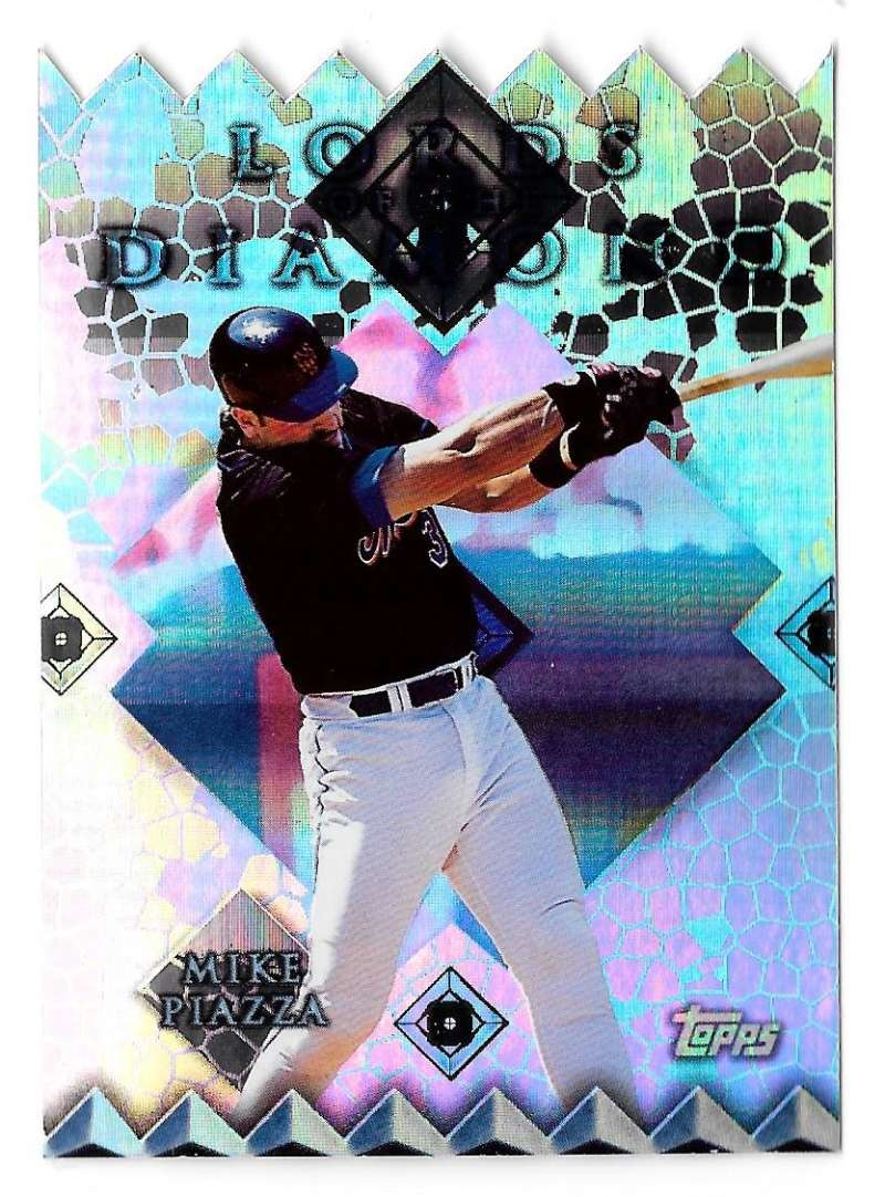1999 Topps Lords of the Diamond - NEW YORK METS