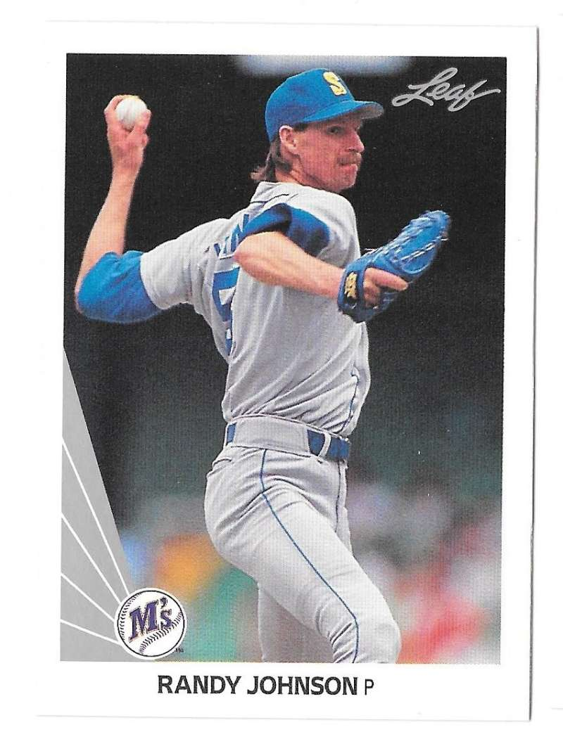 1990 LEAF - SEATTLE MARINERS Near Team Set missing Giffey