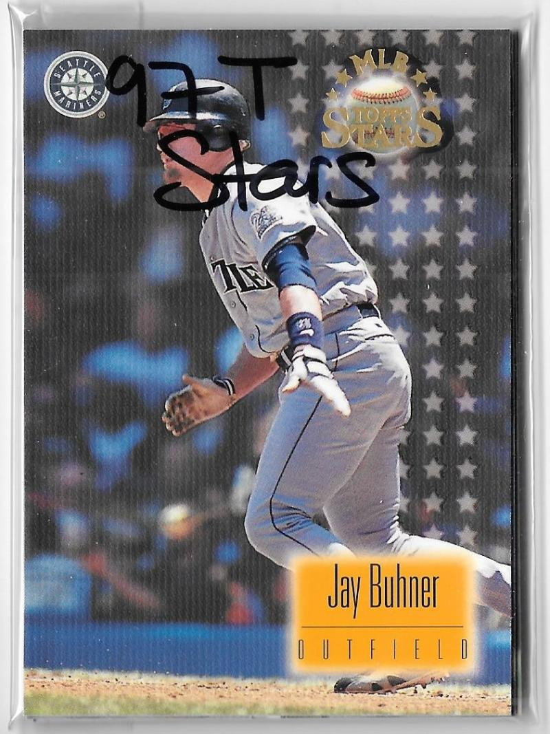 1997 TOPPS STARS - SEATTLE MARINERS Team Set