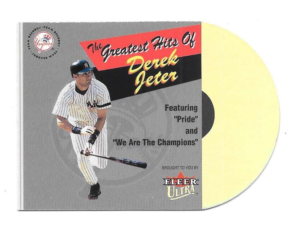 2001 Ultra Greatest Hits - NEW YORK YANKEES