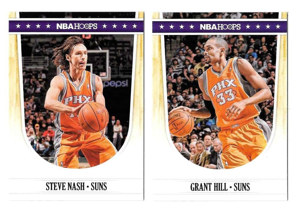 2011-12 Hoops Basketball Team Set - Phoenix Suns