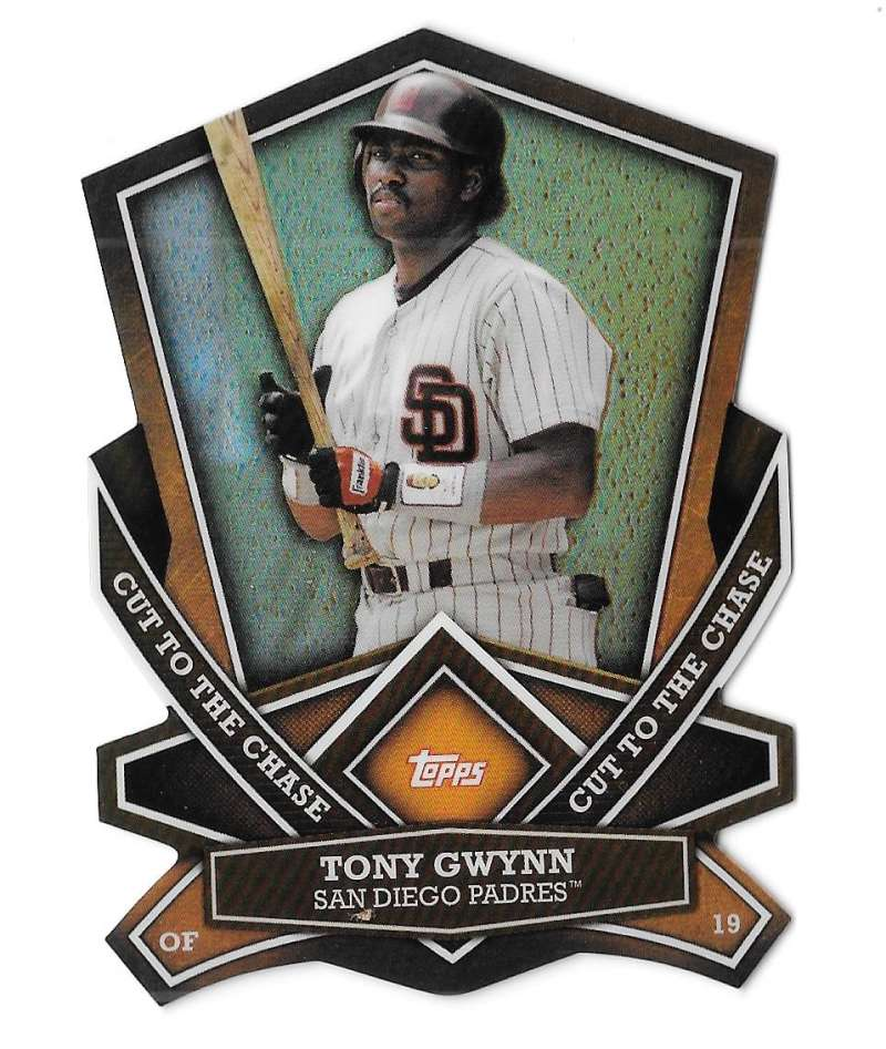 2013 Topps Cut To The Chase - SAN DIEGO PADRES