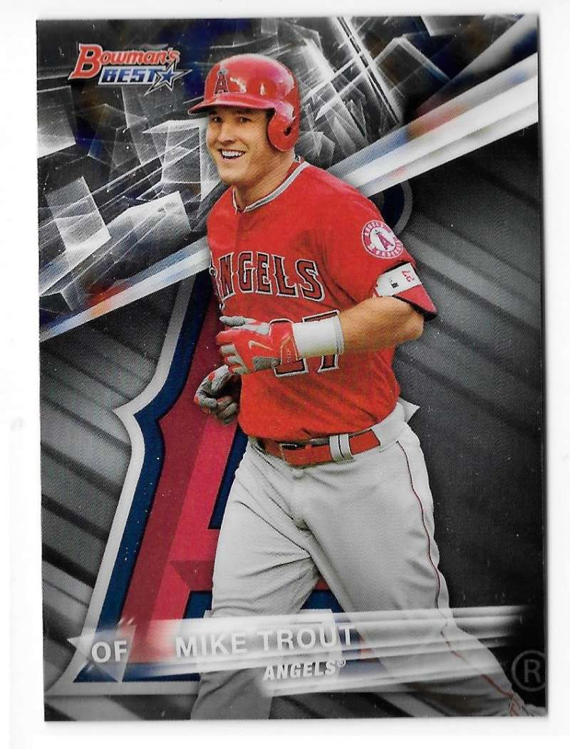 2016 Bowman's Best - LOS ANGELES ANGELS