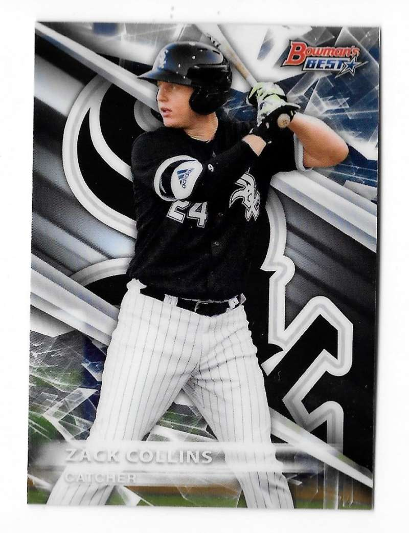 2016 Bowman's Best Top Prospects - CHICAGO WHITE SOX