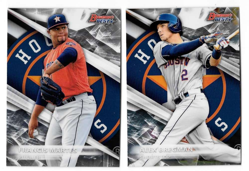 2016 Bowman's Best Top Prospects - HOUSTON ASTROS
