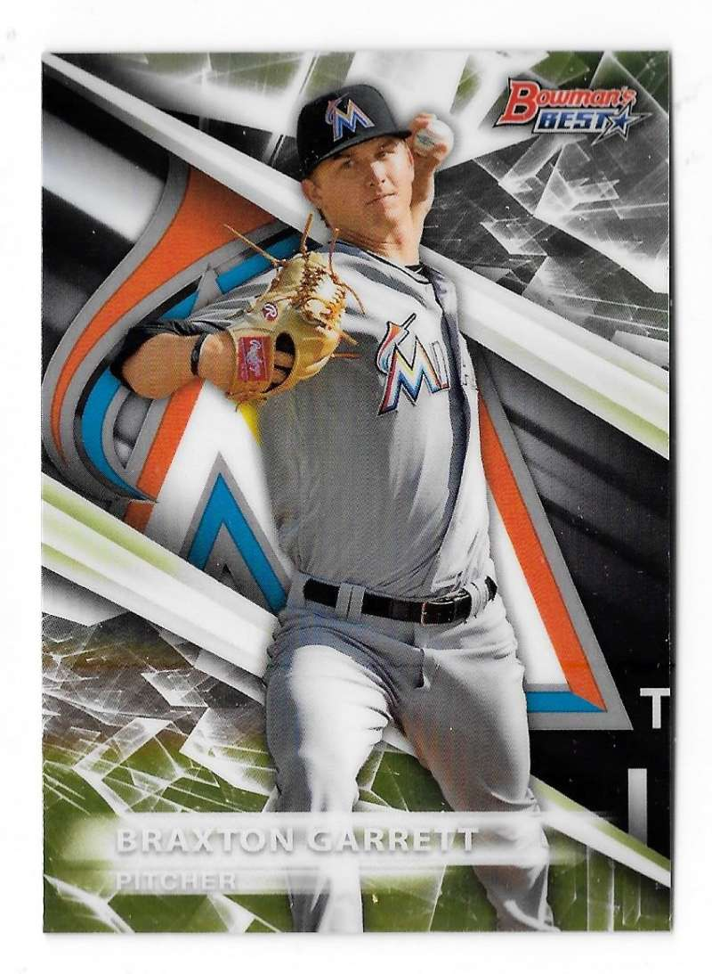 2016 Bowman's Best Top Prospects - MIAMI MARLINS