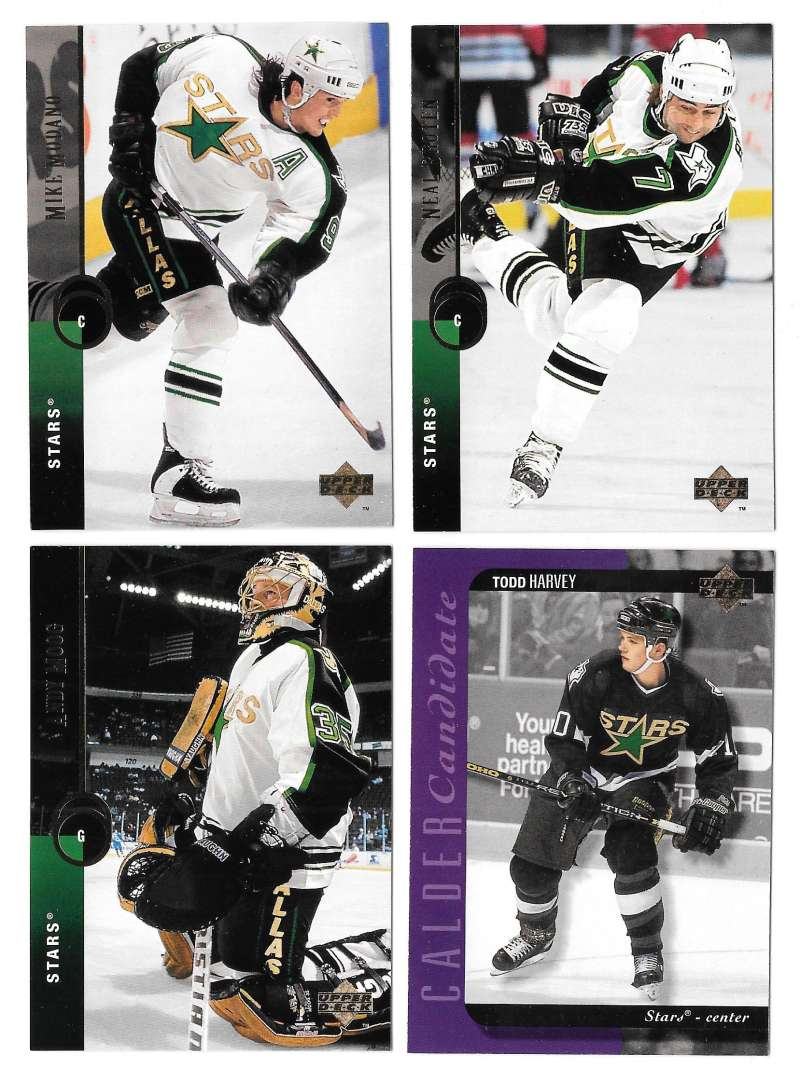 1994-95 Upper Deck Hockey Team Set - Dallas Stars