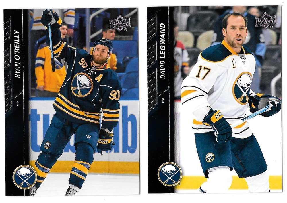2015-16 Upper Deck (Base) Hockey Team Set - Buffalo Sabres