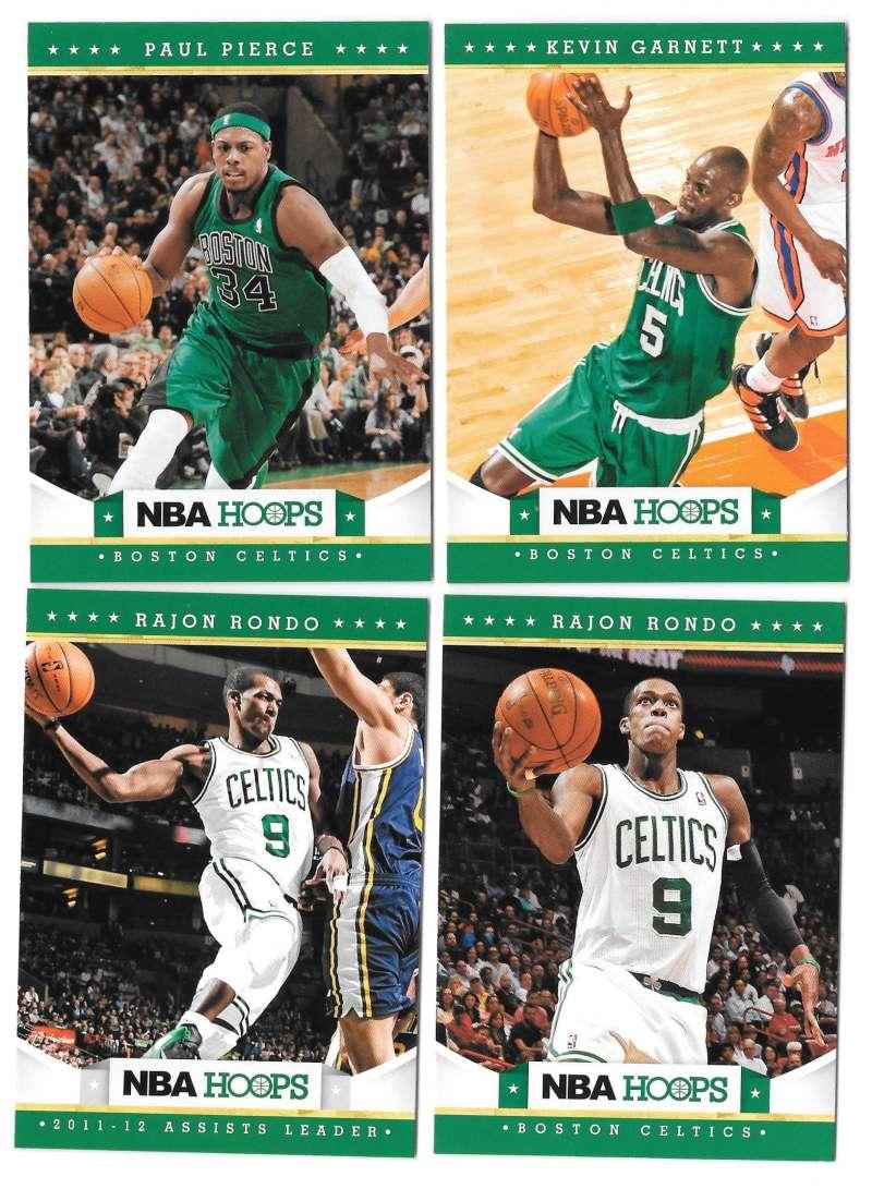 2012-13 NBA Hoops Team Set - Boston Celtics