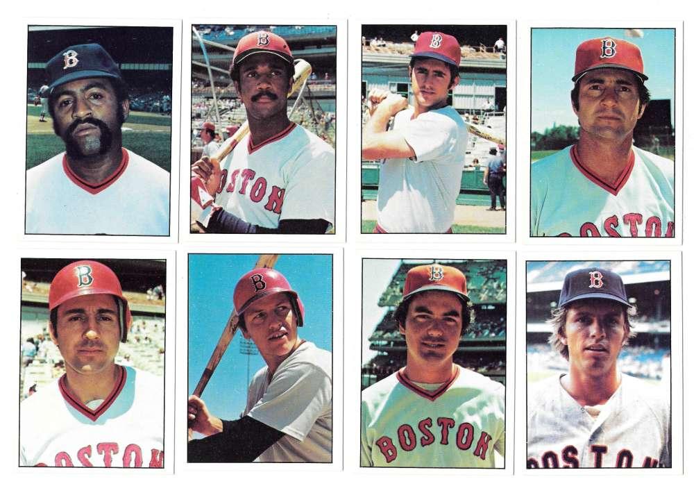 1976 SSPC - BOSTON RED SOX Team Set