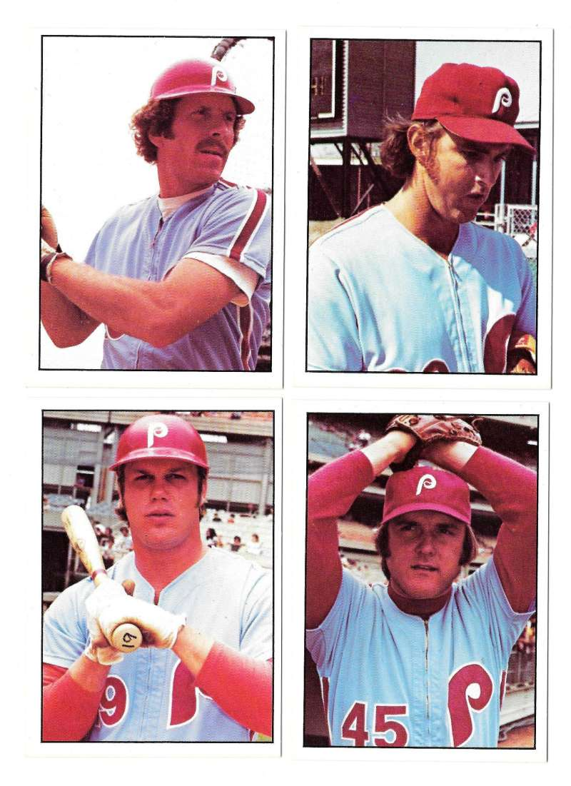1976 SSPC - PHILADELPHIA PHILLIES Team Set