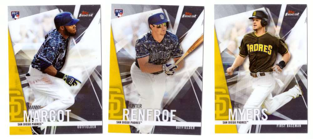 2017 Finest - SAN DIEGO PADRES