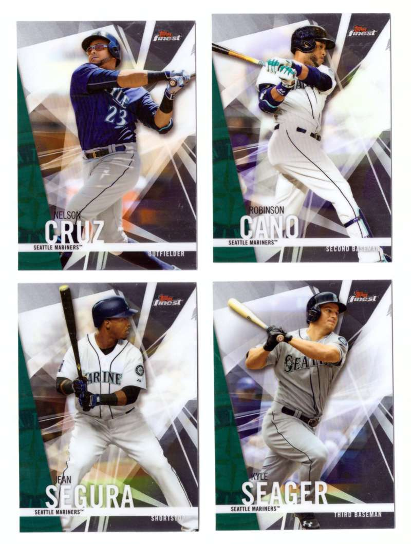 2017 Finest - SEATTLE MARINERS