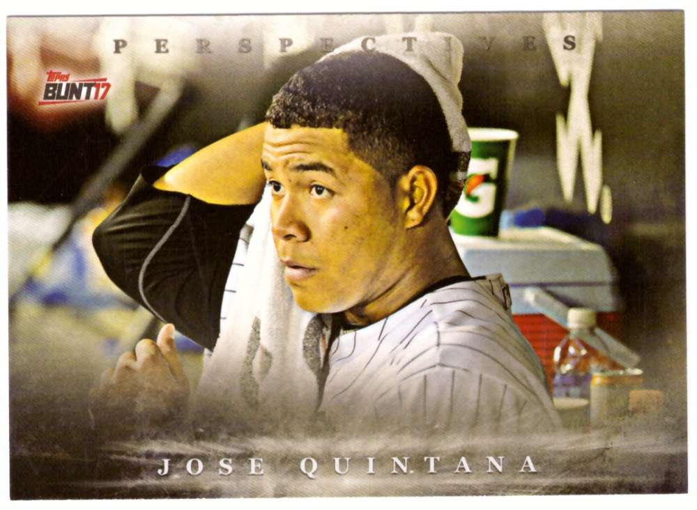 2017 Topps Bunt Perspectives - CHICAGO WHITE SOX