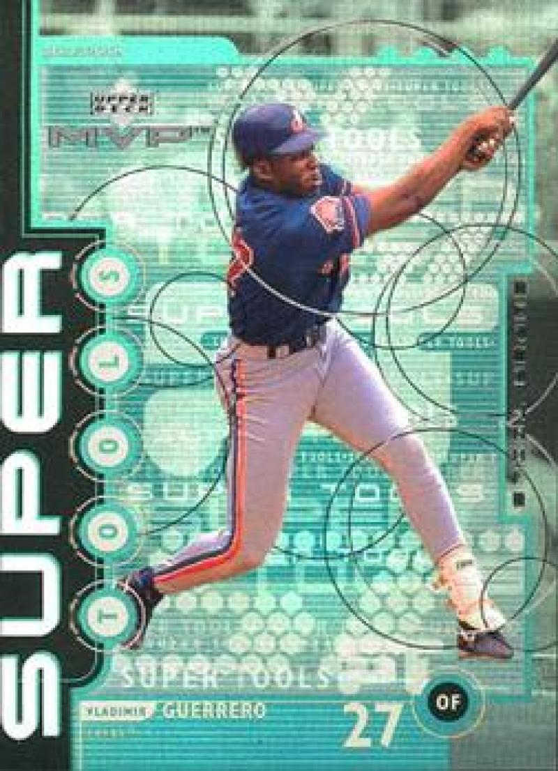 1999 Upper Deck MVP Super Tools - MONTREAL EXPOS