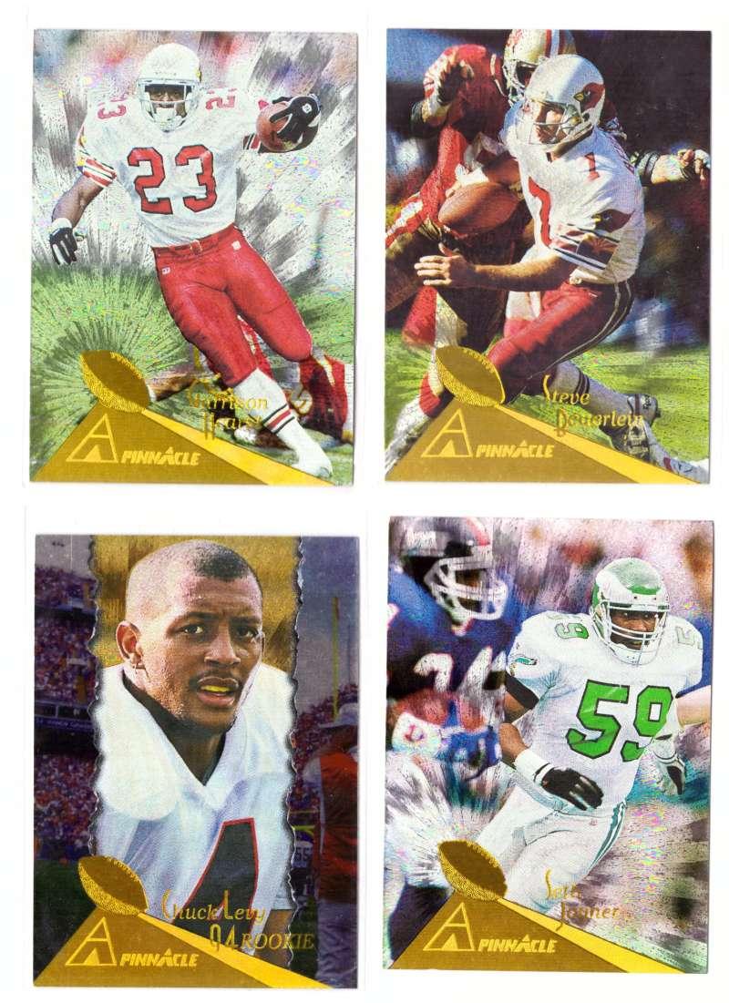 1994 Pinnacle Football Trophy Collection - ARIZONA CARDINALS