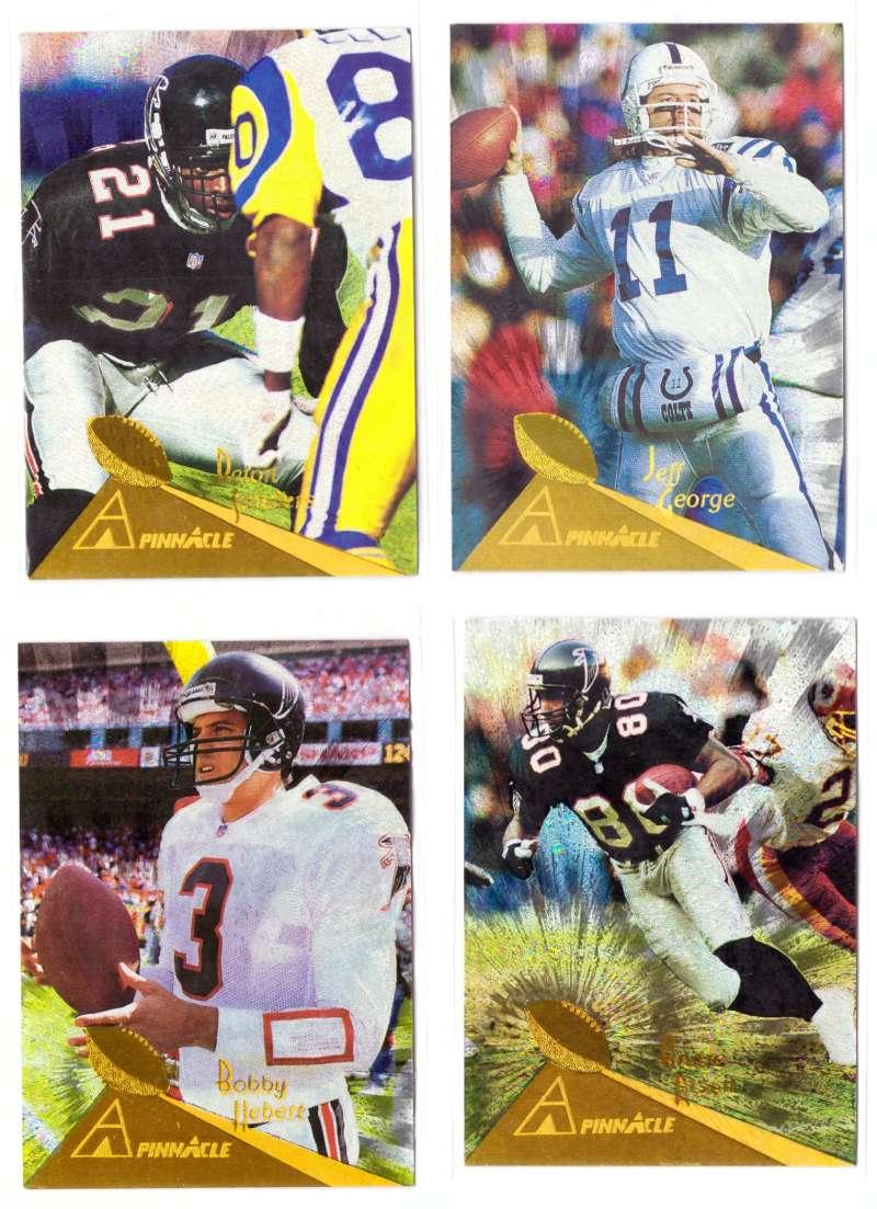 1994 Pinnacle Football Trophy Collection - ATLANTA FALCONS