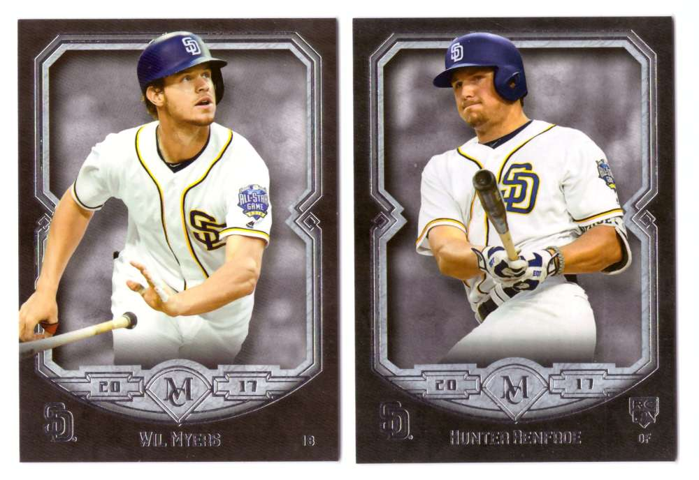 2017 Topps Museum Collection - SAN DIEGO PADRES