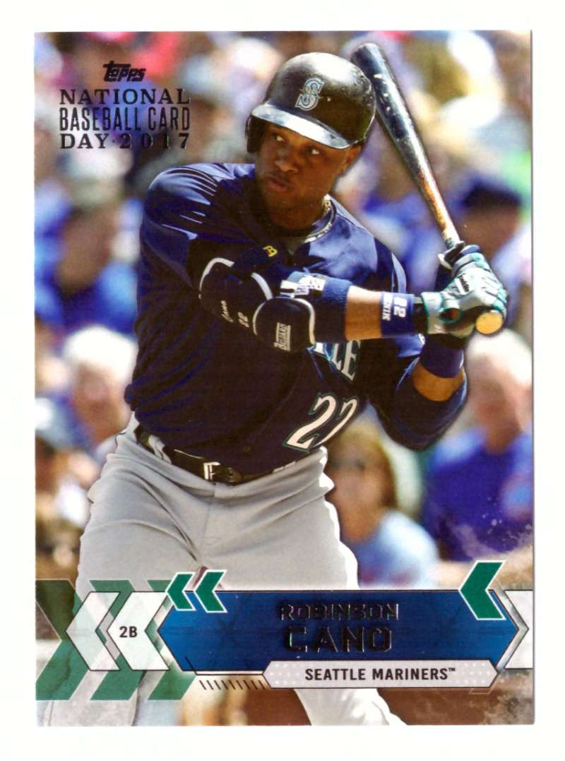 2017 Topps National Baseball Card Day - SEATTLE MARINERS