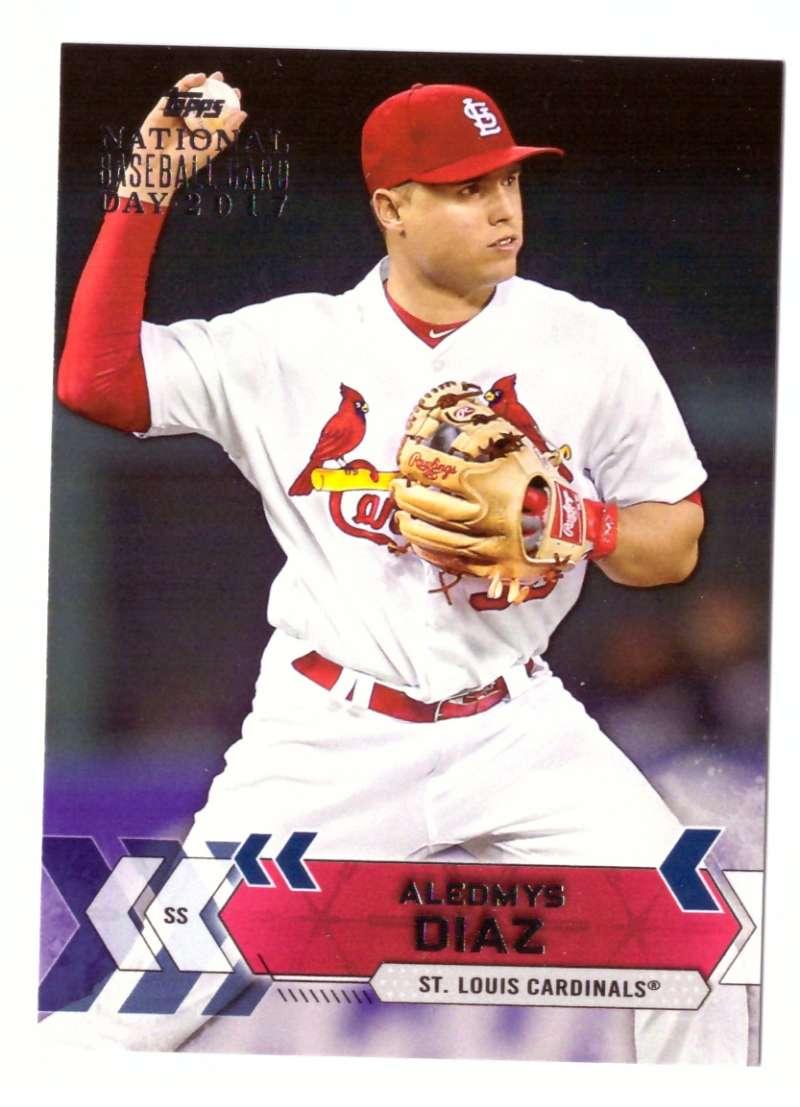 2017 Topps National Baseball Card Day - ST LOUIS CARDINALS