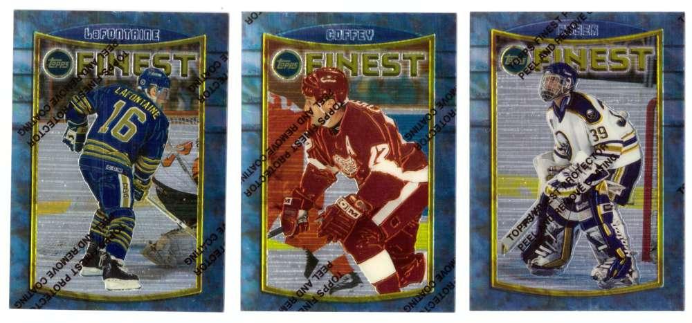 1994-95 Finest Hockey - Buffalo Sabres