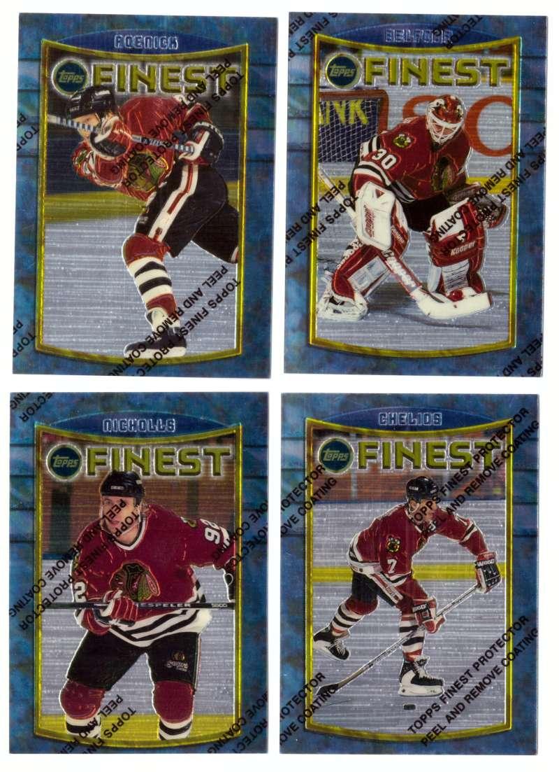 1994-95 Finest Hockey - Chicago Blackhawks