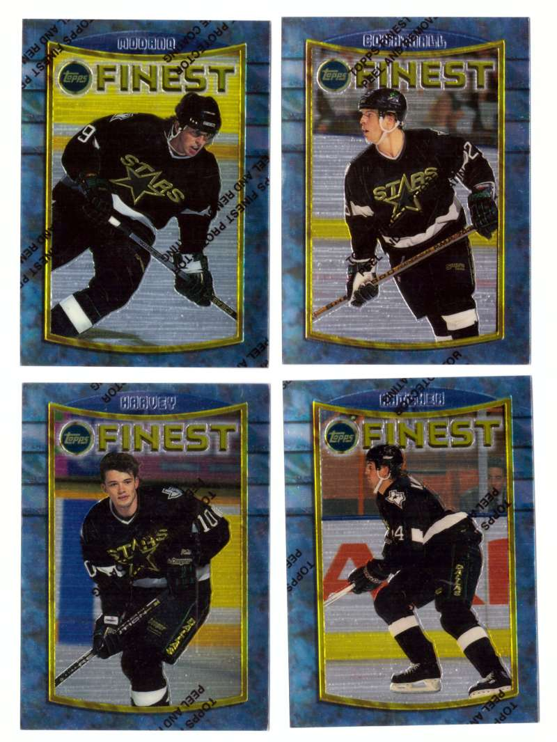 1994-95 Finest Hockey - Dallas Stars