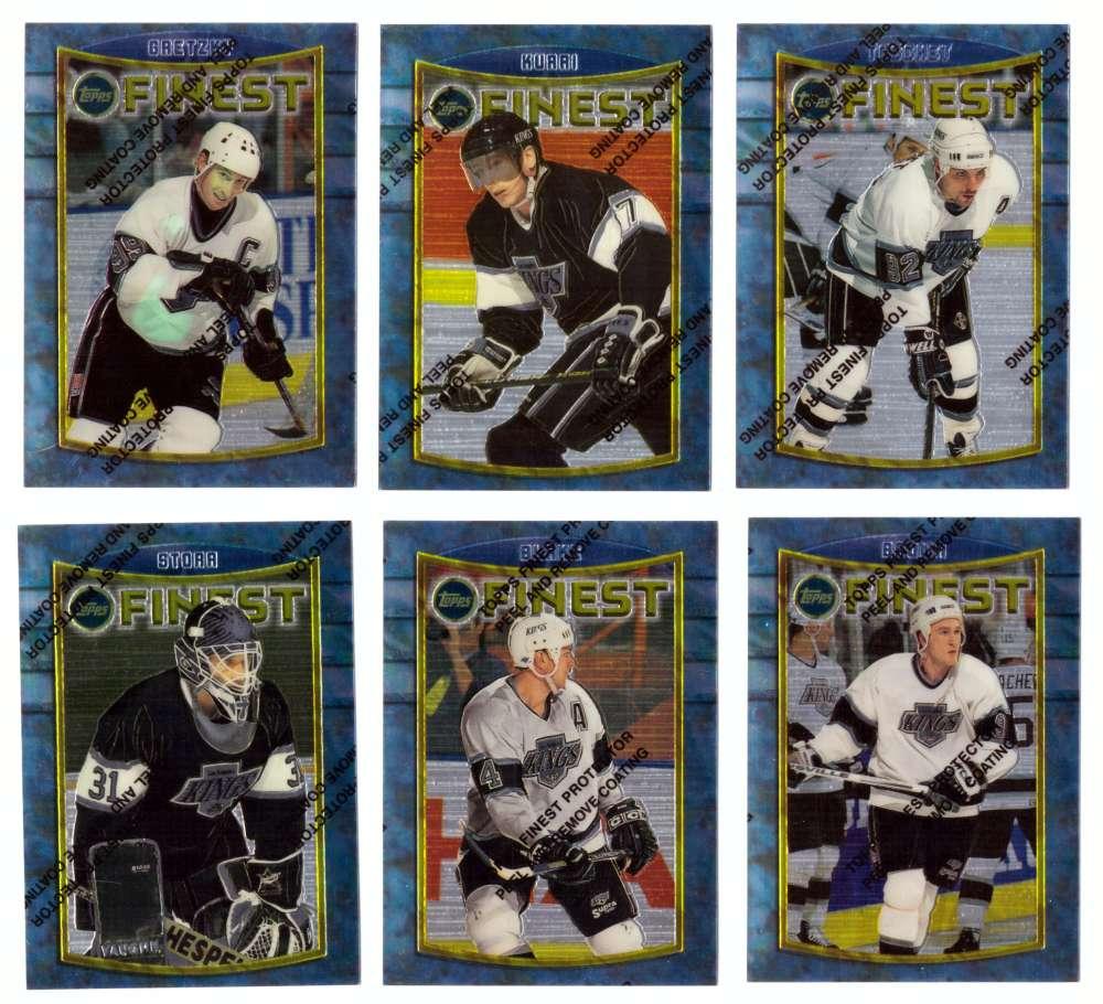 1994-95 Finest Hockey - Los Angeles Kings