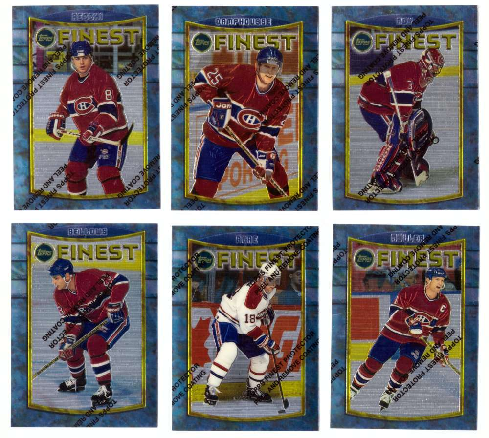 1994-95 Finest Hockey - Montreal Canadiens