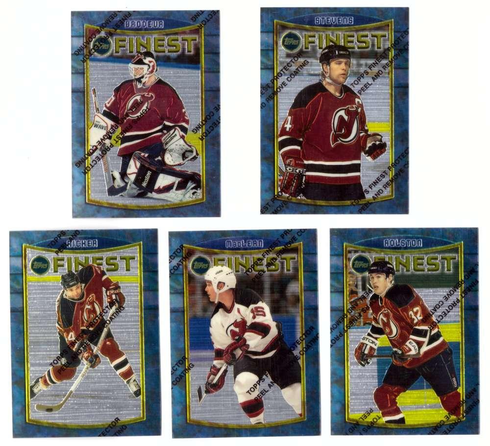 1994-95 Finest Hockey - New Jersey Devils