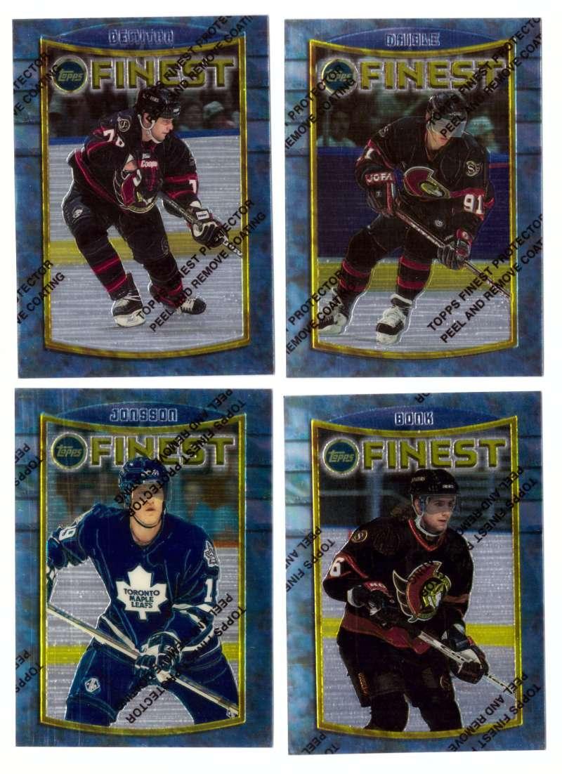 1994-95 Finest Hockey - Ottawa Senators