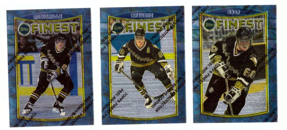 1994-95 Finest Hockey - Pittsburgh Penguins