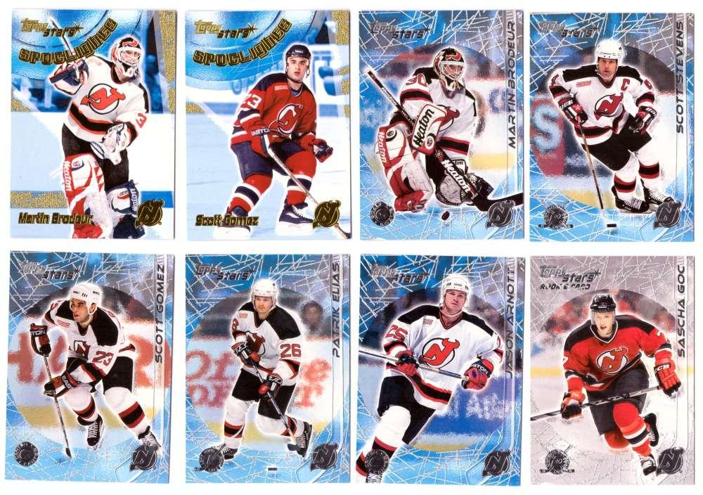2000-01 Topps Stars Hockey - New Jersey Devils