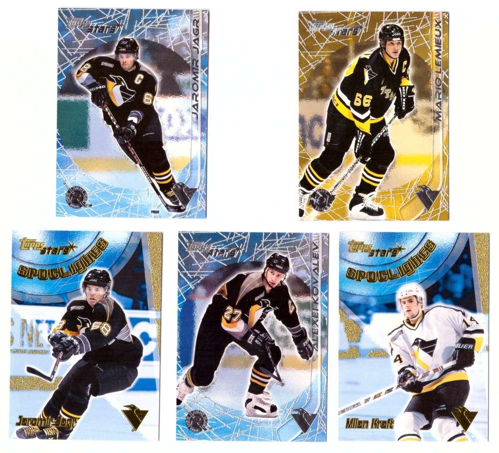 2000-01 Topps Stars Hockey - Pittsburgh Penguins
