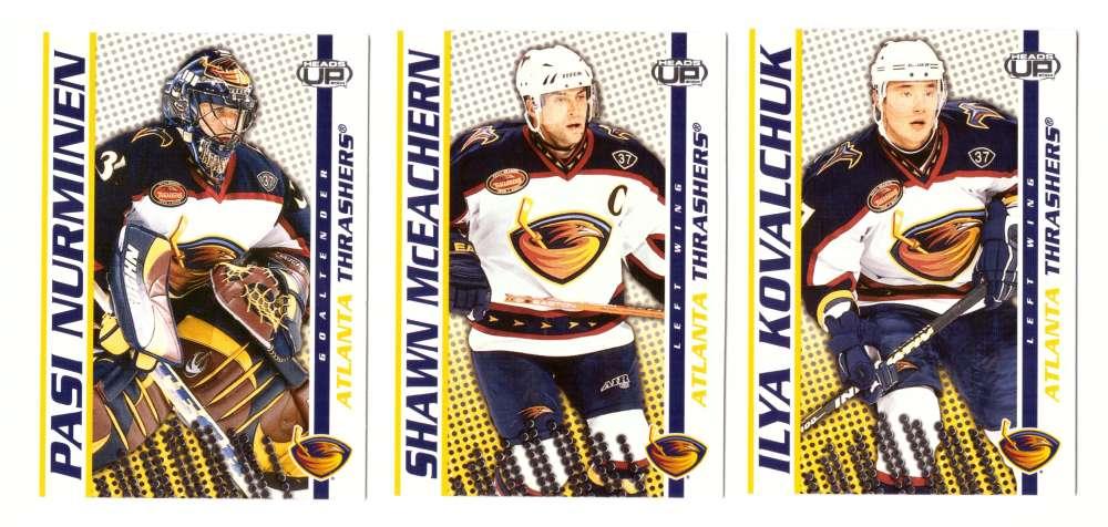 2003-04 Pacific Heads Up Hockey - Atlanta Thrashers