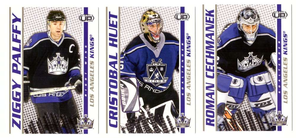2003-04 Pacific Heads Up Hockey - Los Angeles Kings