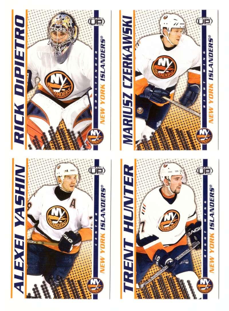 2003-04 Pacific Heads Up Hockey - New York Islanders