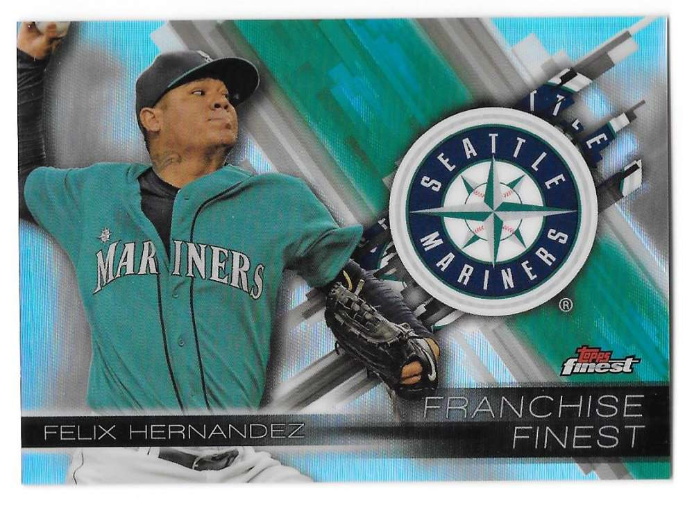 2016 Finest Franchise Finest - SEATTLE MARINERS