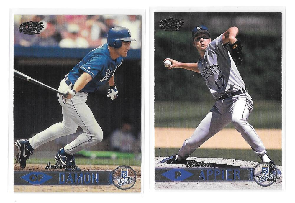 1999 Pacific - KANSAS CITY ROYALS Team Set