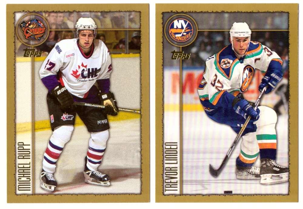 1998-99 Topps Hockey Team Set - New York Islanders