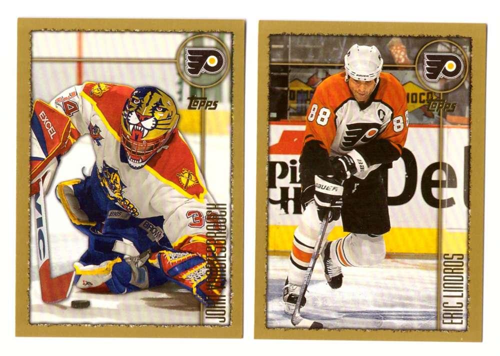 1998-99 Topps Hockey Team Set - Philadelphia Flyers