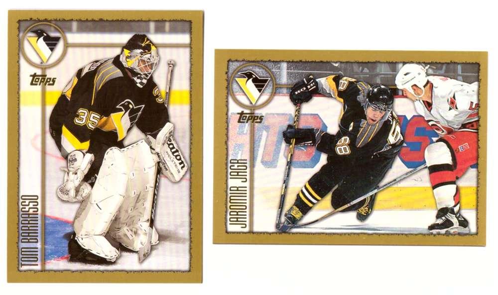 1998-99 Topps Hockey Team Set - Pittsburgh Penguins