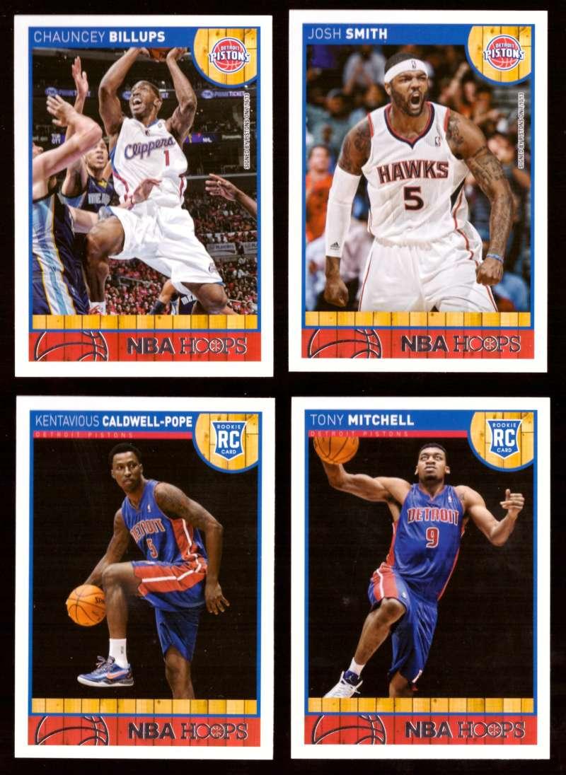 2013-14 Hoops Basketball Team Set - Brooklyn Nets