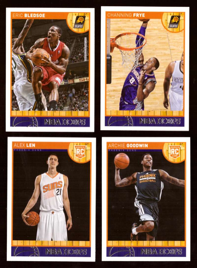 2013-14 Hoops Basketball Team Set - Phoenix Suns