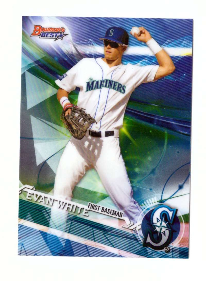 2017 Bowman's Best Top Prospects - SEATTLE MARINERS